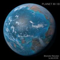 maya planet m-18 m