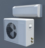 AC split unit