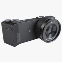 fbx photoreal digital camera sigma