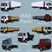 3ds max maz 6422 trailer