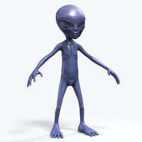 alien 3d max