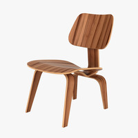 3d charles eames dcw chair