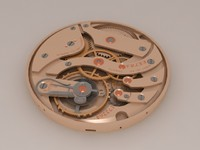3d obj watch mechanism