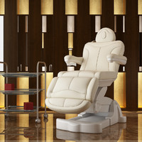 3d model massage room chair