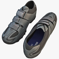 3d 3ds cycling shoe shimano