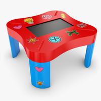 crasiis multitouch table cras 3d max