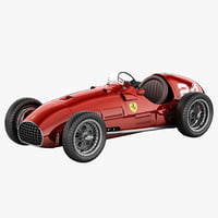 Ferrari 166 F2 Italy Race Car