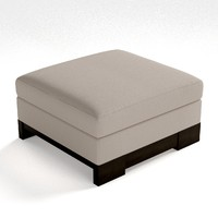 3d bolier - domicile seating model