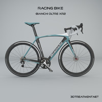 Bianchi Oltre XR2 Racing Bike