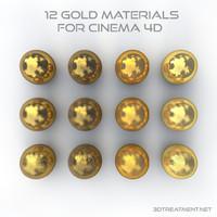 Gold Materials