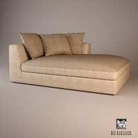 max meridiani lewis small sofa