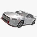 GT-R 3D models