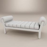 3d 3ds belle etoile bench