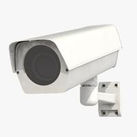 3ds max industrial camera cctv