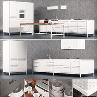 3dsmax vipp kitchen original accessories