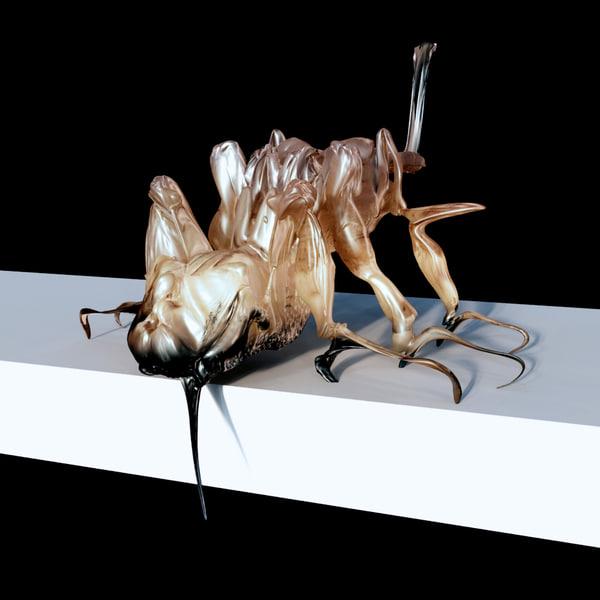 obj lizard parasite