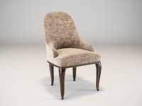 Baker doyenne dining chair