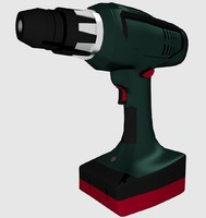 3ds max drill battery