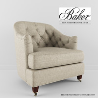 3d baker furniture windsor model