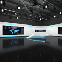 3ds max tv studio