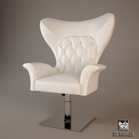 free visionnaire armchair york 3d model
