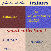 wall stucco texture small collection 5