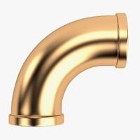 3d plumbing pipe