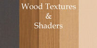 High Quality Wood generic textures