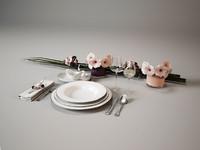 villeroy&boch tableware Anmut Platinum