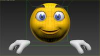 3d smile base model