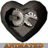 max mechanical heart gears
