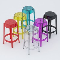 Charles Ghost bar Stool From Matt Blatt