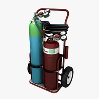 3ds max trolley gas