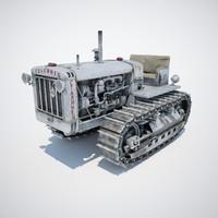 maya stalinets s-65 soviet tractor