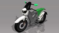 e-bike 3d ige