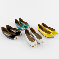 woman flat shoes max