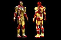 maya iron man mk42