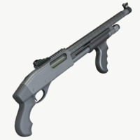 Remington 870 Short