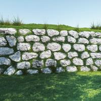 stone stonewall 3d max