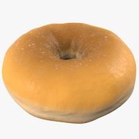 donut 3d c4d