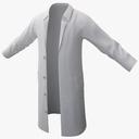 Lab Coat 3D models