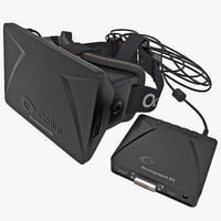 max oculus rift dev kit