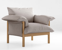 Jardan Wilfred armchair