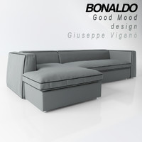 3d model good mood sofa