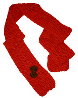 knitted scarf 2