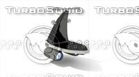3d future glaider model