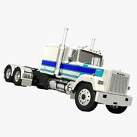 mack superliner truck 60 3d lwo