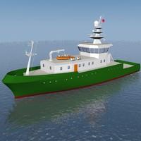 maya ship