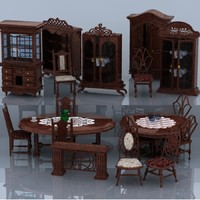 Antique Furniture Colection