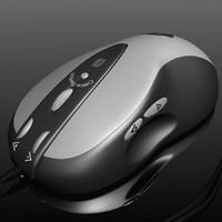3d model optical mouse